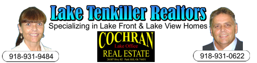 Lake Tenkiller Realtors